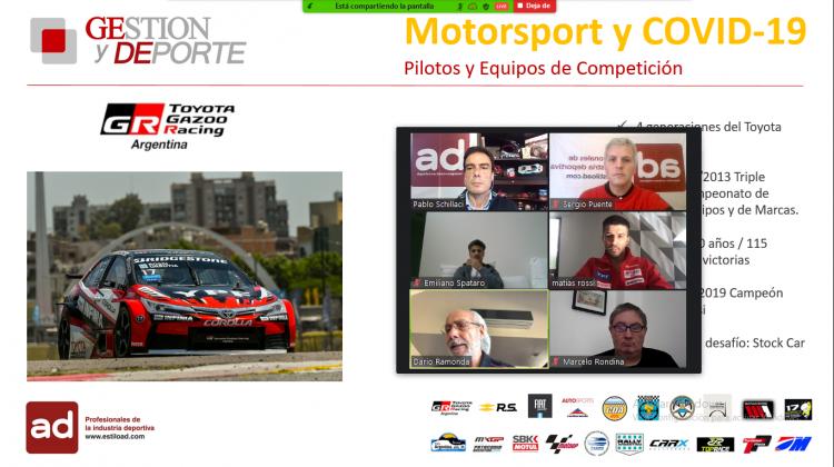 Motorsport y COVID-19