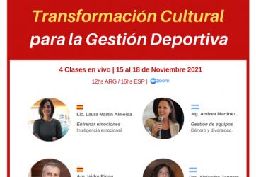 🌎🎓🎯💻 🙋🙋♂️🌱🌈♿✅♻ Transformación Cultural